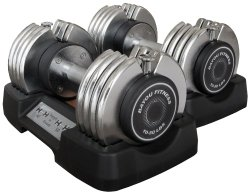 Bayou Fitness Dumbbells For An All in One Workout