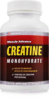 CREATINE MUSCLE BUILDER – Most Efficient Supplements
