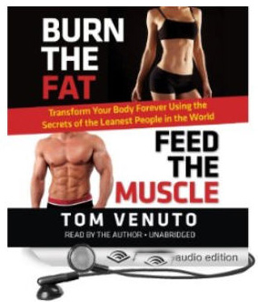 Burn the Fat Feed the Muscle Book Review Audio